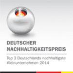 Naturstrom AG - Deutscher Nachhaltigkeitspreis 2014